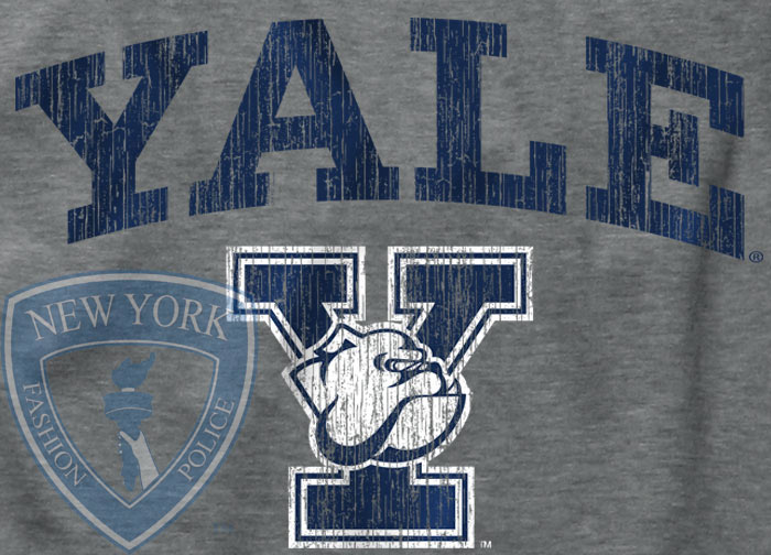 yale t shirt bulldogs shirt xl ebay
